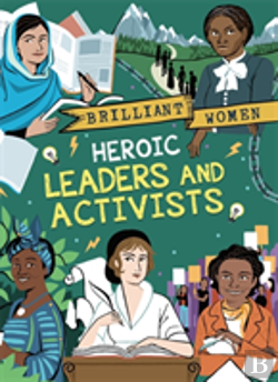 Bertrand.pt - Brilliant Women: Heroic Leaders And Activists