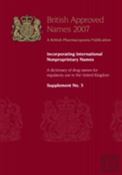 British Approved Names 2007
