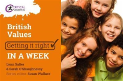 Bertrand.pt - British Values: Getting It Right In A Week