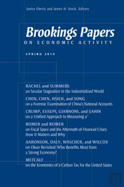 Bertrand.pt - Brookings Papers On Economic Activity: Spring 2019