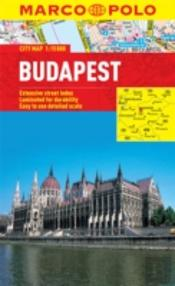 Budapest Marco Polo City Map