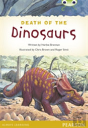 Bug Club Comprehension Y4 Non-Fiction The Death Of The Dinosaurs