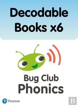 Bertrand.pt - Bug Club Phonics Pack Of Decodable Books X6 (6 X Copies Of 164 Books)