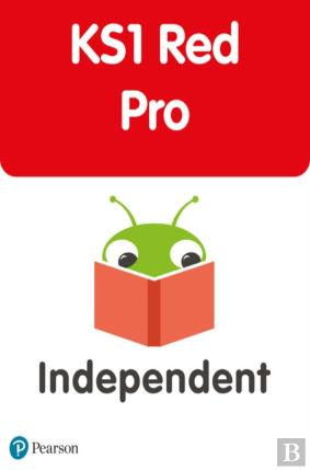 Bug Club Pro Independent Red Book Band (Ks1) Pack (72 Books)