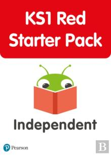 Bug Club Red (Ks1) Book Band Starter Independent Reading Pack (39 Books)