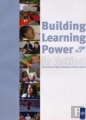 Building Learning Power In Action