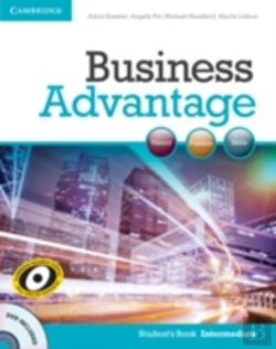Bertrand.pt - Business Advantage Intermediate Student'S Book With Dvd