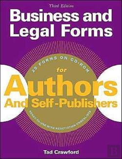 Bertrand.pt - Business And Legal Forms For Authors And Self Publishers