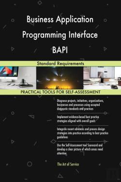 Bertrand.pt - Business Application Programming Interface Bapi Standard Requirements