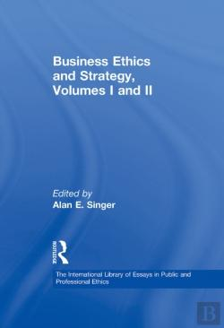 Bertrand.pt - Business Ethics And Strategy, Volumes I And Ii