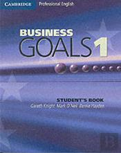 Business Goals 1 Student'S Book