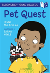 Byr Pet Quest A Bloomsbury Young R
