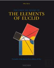 Byrne, Six Books of Euclid - Oliver Byrne