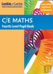 C Of E Maths Fourth Level Pupil Book
