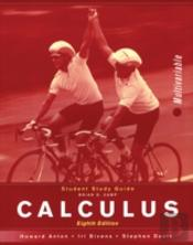 Calculusstudent Study Guide