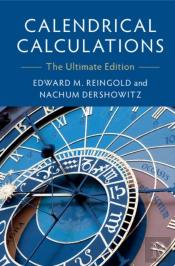 Calendrical Calculations