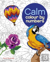 Calm Colour By Number Book