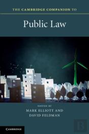Cambridge Companion To Public Law