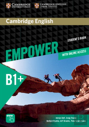 Cambridge English Empower Intermediate Student'S Book Pack With Online Workbook, Academic Skills And Reading Plus