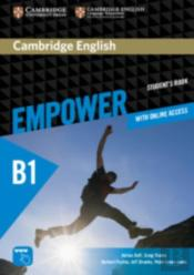 Cambridge English Empower Pre-Intermediate Student'S Book Pack With Online Workbook, Academic Skills And Reading Plus