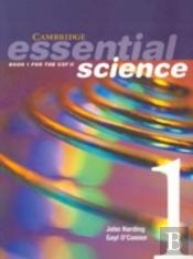 Cambridge Essential Science Book 1 With Cd-Rom