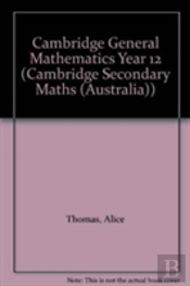 Cambridge General Mathematics Year 12