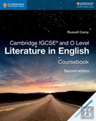 Cambridge Igcse (R) And O Level Literature In English Coursebook