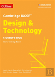 Cambridge Igcse (R) Design And Technology Student Book