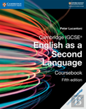 Cambridge Igcse (R) English As A Second Language Coursebook