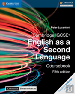 Bertrand.pt - Cambridge Igcse (R) English As A Second Language Coursebook With Cambridge Elevate Enhanced Edition (2 Years)
