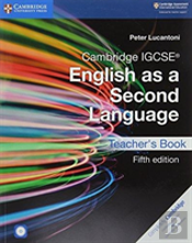 Cambridge Igcse (R) English As A Second Language Teacher'S Book With Audio Cds (2) And Dvd