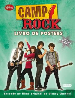Bertrand.pt - Camp Rock - Livro de Posters