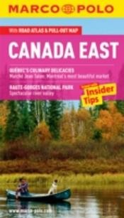 Canada East Marco Polo Pocket Guide