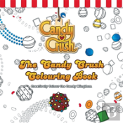 Candy Crush Colouring Book For Grown Ups