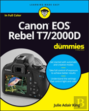 Canon Eos Rebel T71400d For Dummies