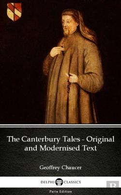 Bertrand.pt - Canterbury Tales - Original And Modernised Text By Geoffrey Chaucer - Delphi Classics (Illustrated)