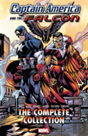 Captain America & The Falcon By Christopher Priest: The Complete Collection