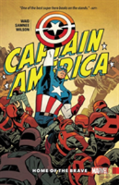 Captain America By Waid & Samnee Vol. 1