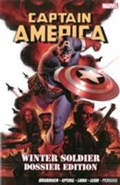 Captain America: Winter Soldier Dossier Edition