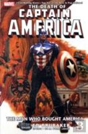 Captain Americadeath Of Captain America - The Man Who Bought America