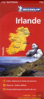 Carte Routiere 712 Irland 2012