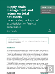 Case Study: Supply Chain Management And Return On Total Net Assets