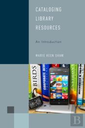 Cataloging Library Resources