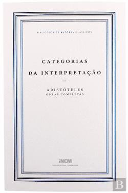 Bertrand.pt - Categorias da Interpretação