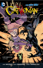 Catwoman Tp Vol 4 (The New 52)