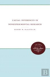 Causal Inferences In Nonexperimental Research
