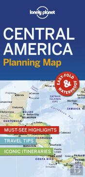 Central America Planning Map