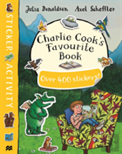 Charlie Cook Sticker Book Pb