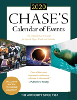 Bertrand.pt - Chase'S Calendar Of Events 2020