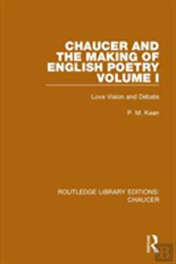 Bertrand.pt - Chaucer And The Making Of English Poetry, Volume 1